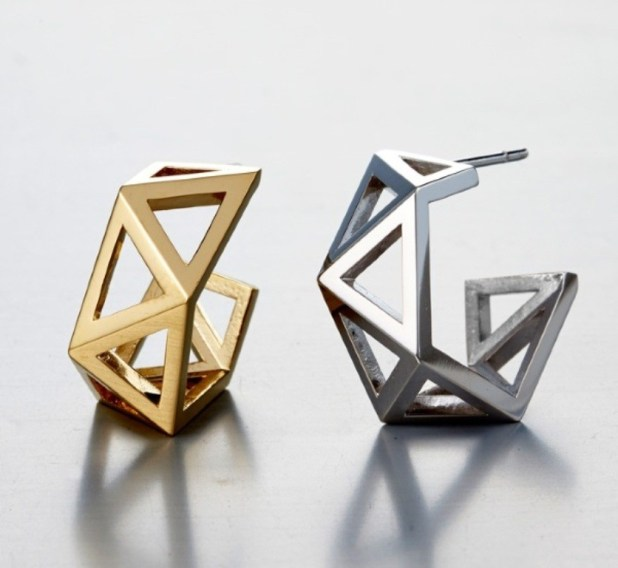 3D-printed-jewelry-designs-2 50 Coolest 3D Printed Jewelry Designs