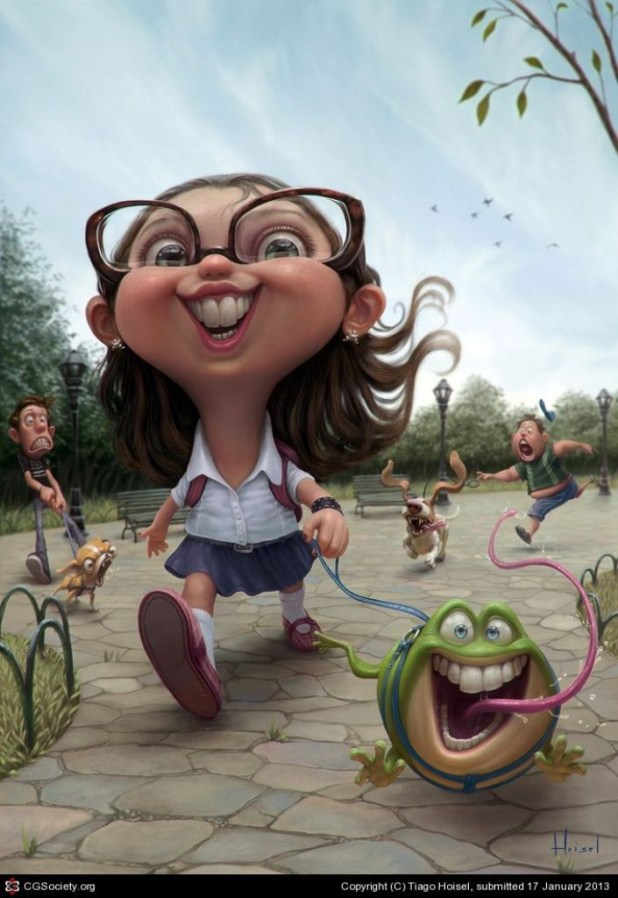 Most-Beautiful-3D-Cartoon-Character-Designs-17 60 Most Beautiful 3D Cartoon Character Designs