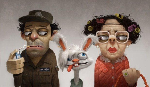 Most-Beautiful-3D-Cartoon-Character-Designs-22 60 Most Beautiful 3D Cartoon Character Designs