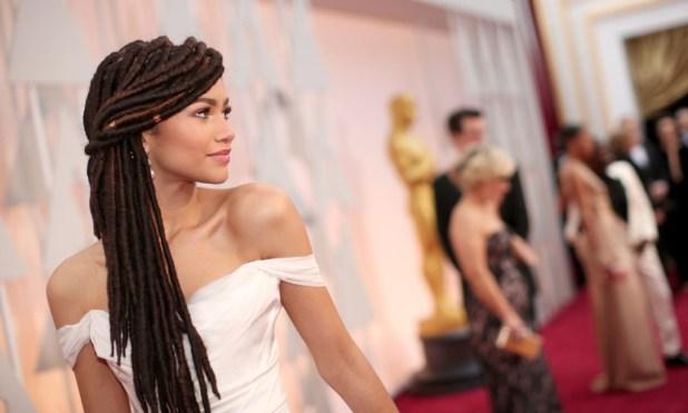 Zendaya-dreadlocks The Worst Celebrity Hairstyles in 2015
