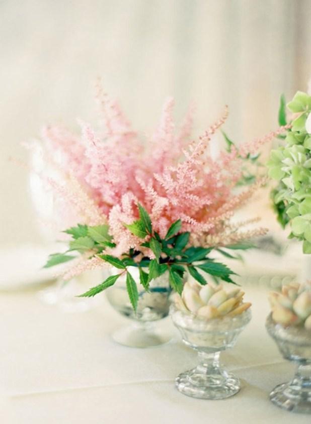 Astilbe-wedding-bouquet-9-centerpiece Top 10 Flowers That Bloom all Year