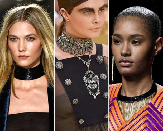 chokers-6 The Hottest Jewelry Trends for Women in 2016