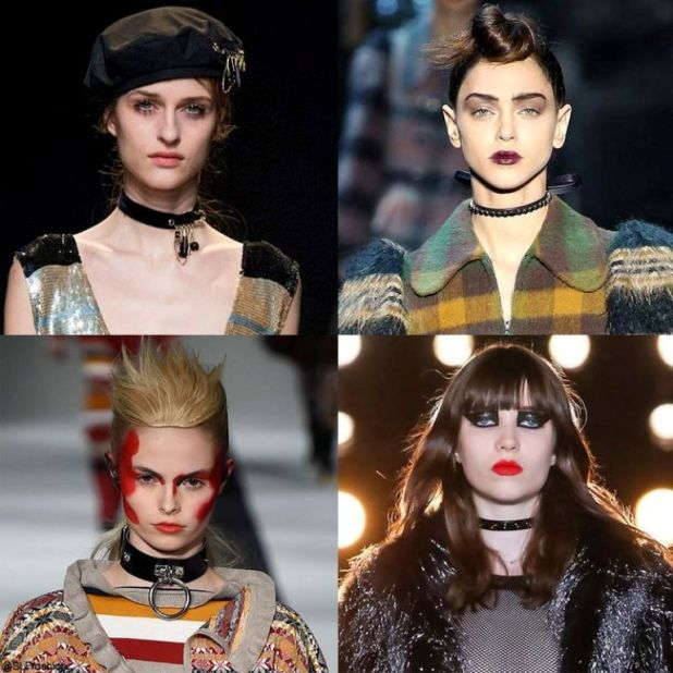 chokers-7 The Hottest Jewelry Trends for Women in 2016