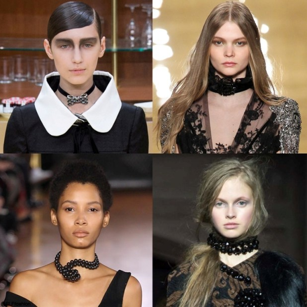 chokers-8 The Hottest Jewelry Trends for Women in 2016