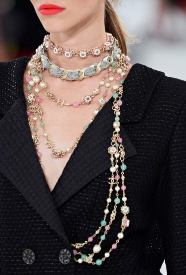 tribal-statement-and-layered-necklaces-9 The Hottest Jewelry Trends for Women in 2016