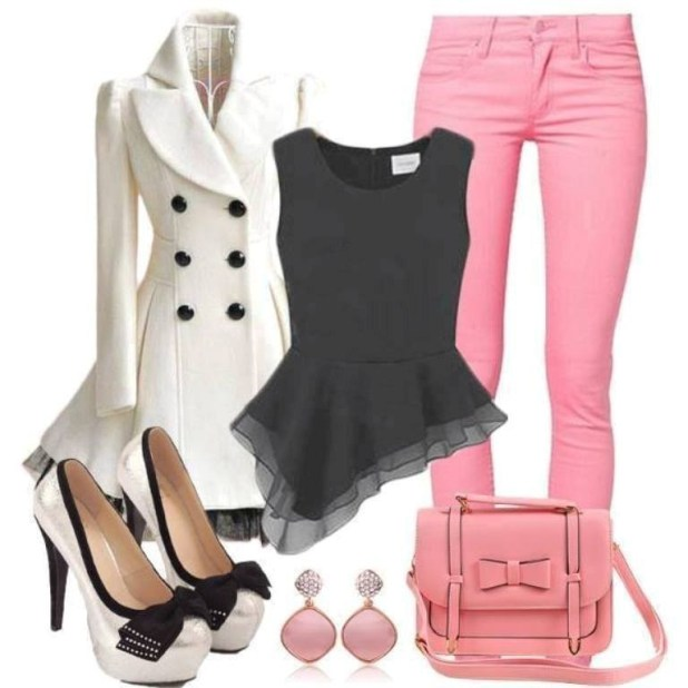 fall-and-winter-outfits-2016-27 79 Elegant Fall & Winter Outfit Ideas 2016