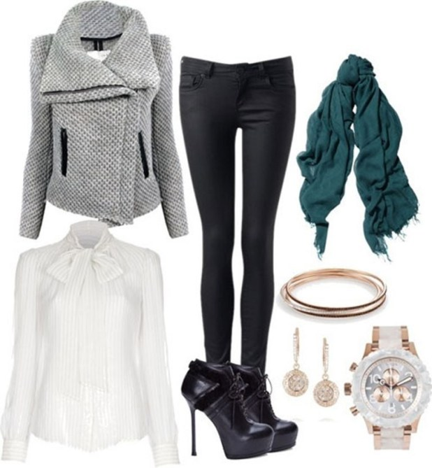 fall-and-winter-outfits-2016-36 79 Elegant Fall & Winter Outfit Ideas 2016