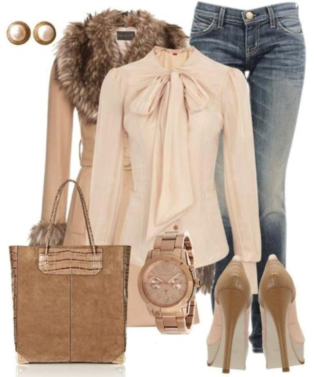fall-and-winter-outfits-2016-39 79 Elegant Fall & Winter Outfit Ideas 2016
