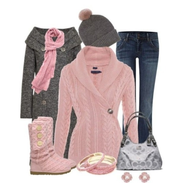 fall-and-winter-outfits-2016-46 79 Elegant Fall & Winter Outfit Ideas 2016