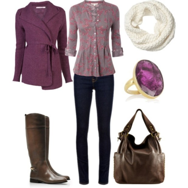 fall-and-winter-outfits-2016-52 79 Elegant Fall & Winter Outfit Ideas 2016