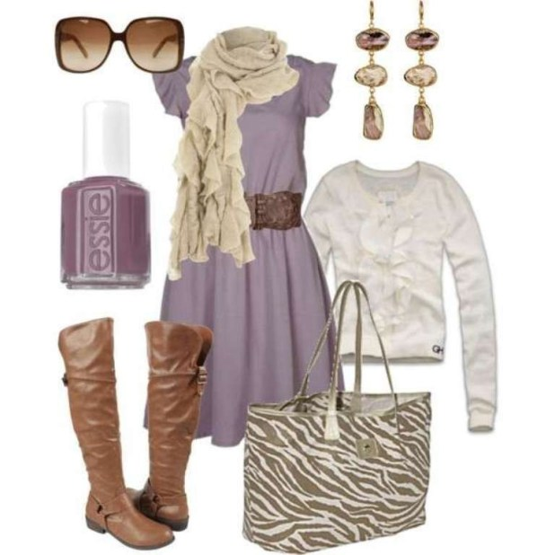 fall-and-winter-outfits-2016-58 79 Elegant Fall & Winter Outfit Ideas 2016