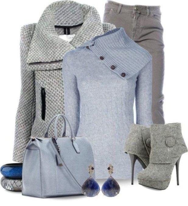 fall-and-winter-outfits-2016-8 79 Elegant Fall & Winter Outfit Ideas 2016