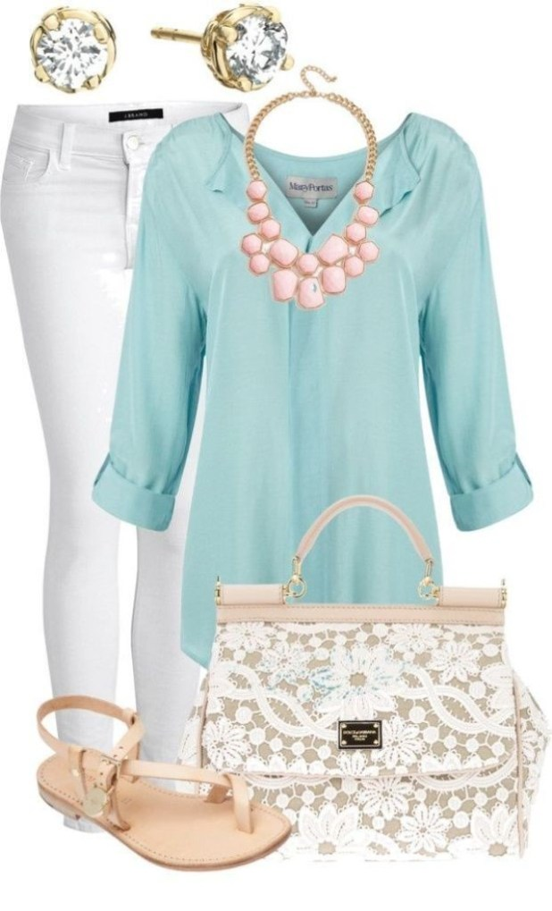 spring-and-summer-outfits-2016-50 81 Stylish Spring & Summer Outfit Ideas 2016