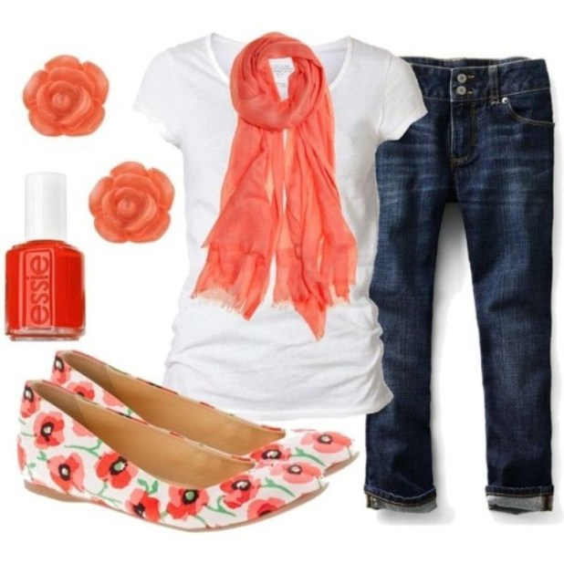 spring-and-summer-outfits-2016-6 81 Stylish Spring & Summer Outfit Ideas 2016