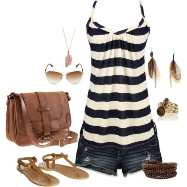spring-and-summer-outfits-2016-60 81 Stylish Spring & Summer Outfit Ideas 2016
