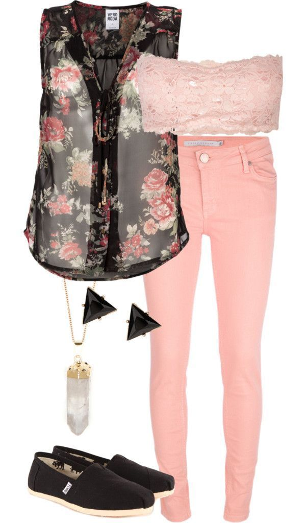 spring-and-summer-outfits-2016 81 Stylish Spring & Summer Outfit Ideas 2016