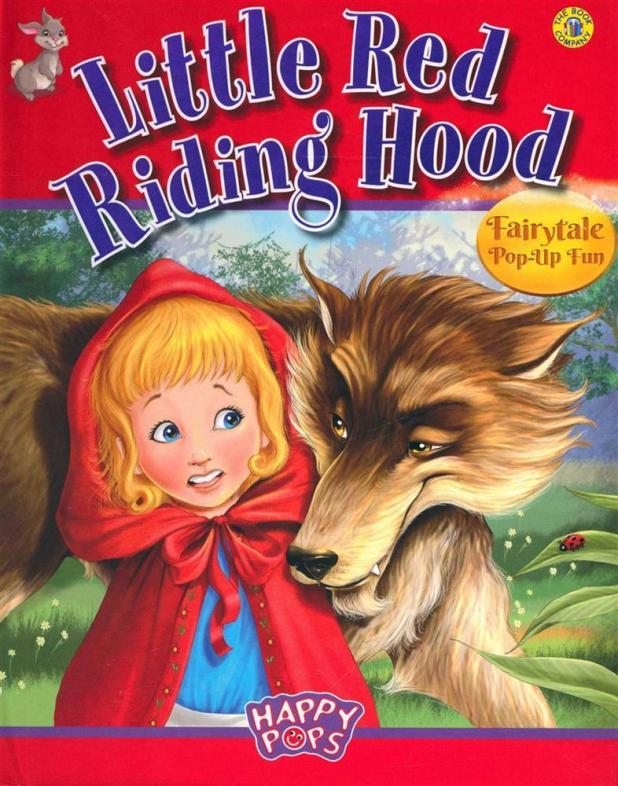 little-red-riding-hood Children Books That Teach Morals