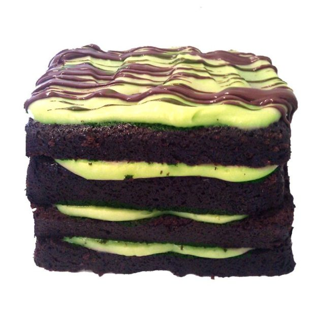 Avocado-Chocolate-Cake-with-Avocado-Butter-cream-3 Unusual Cake Recipe Ideas That You should Try  [Video Tutorials] ...