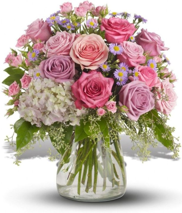 clean-your-vases 7 Tricks to Make Flowers Last forever ...