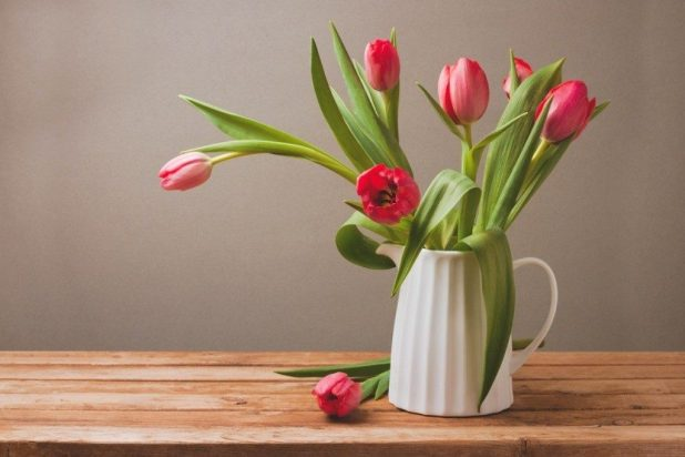 keep-flowers-away-from-appliances-3 7 Tricks to Make Flowers Last forever ...