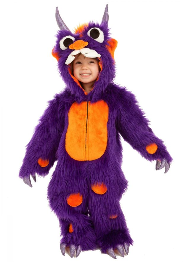 morris-the-monster-costume 5 Most Wanted Halloween Beanie Babies Costumes & What To Consider