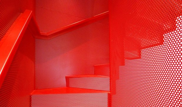 perforated-metal-sheet-ideas-35 63 Awesome Perforated Metal Sheet Ideas to Decorate Your Home