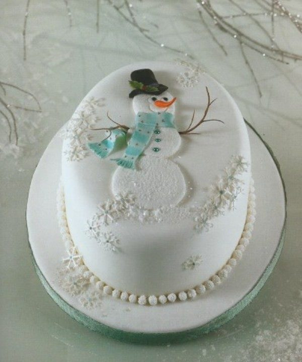 Christmas-Cake-Decoration-Ideas-2017-31 82 Mouthwatering Christmas Cake Decoration Ideas 2017
