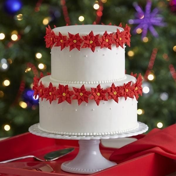 Christmas-Cake-Decoration-Ideas-2017-43 82 Mouthwatering Christmas Cake Decoration Ideas 2017