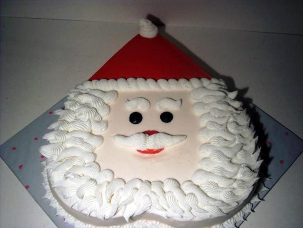 Christmas-Cake-Decoration-Ideas-2017-44 82 Mouthwatering Christmas Cake Decoration Ideas 2017
