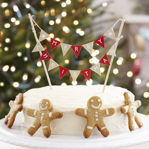 Christmas-Cake-Decoration-Ideas-2017-50 82 Mouthwatering Christmas Cake Decoration Ideas 2017