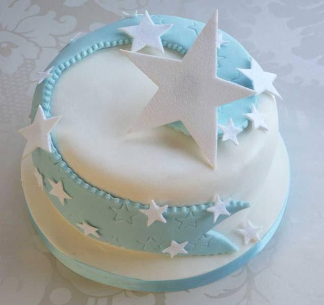 Christmas Cake Decorating Ideas Stars Why Santa Claus