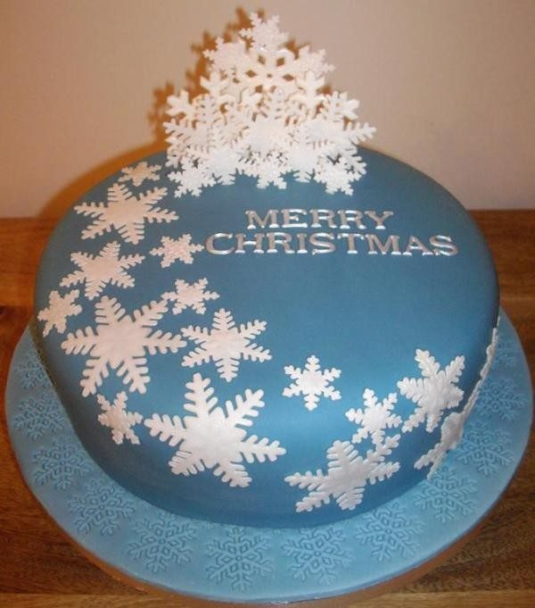 Christmas-Cake-Decoration-Ideas-2017-57 82 Mouthwatering Christmas Cake Decoration Ideas 2017