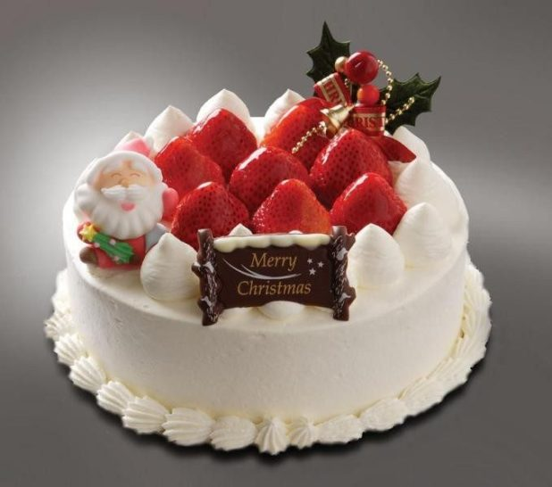 Christmas-Cake-Decoration-Ideas-2017-75 82 Mouthwatering Christmas Cake Decoration Ideas 2017