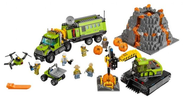LEGO-City-Volcano-1 20 Must Have Christmas Toys for Children 2017