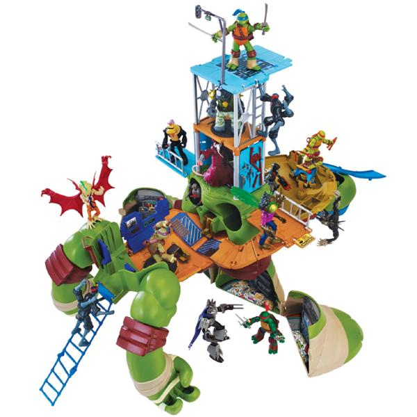 Turtles-Giant-Leo-Playset-1 20 Must Have Christmas Toys for Children 2017