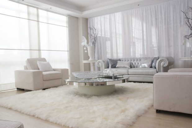 All-White-Furniture2 +20 Most Creative Designs For Living Rooms