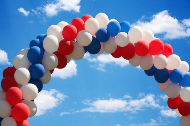 Balloon-Fireworks2 4 Ideas To Celebrate Memorial Day