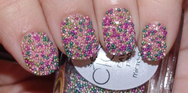 caviar-nail-polish The Easiest Way to Apply Caviar Manicure