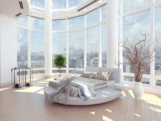 shutterstock_142028887 5 Stylish Bedroom Designs For Your Comfort