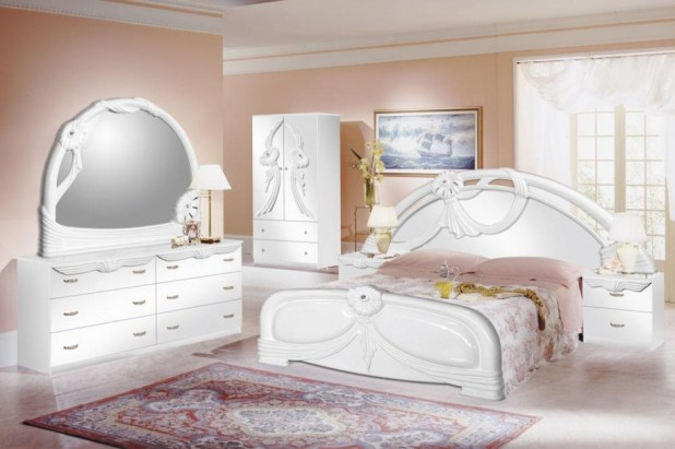 white-furniture-bedroom-ideas-bedroom-design-10 5 Stylish Bedroom Designs For Your Comfort