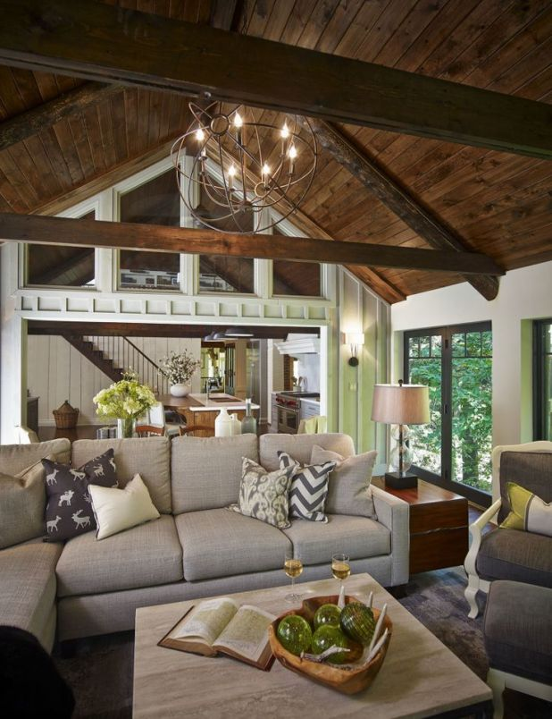 The-All-Wooden-Spectacle1 7 Ceilings Design Ideas For 2017