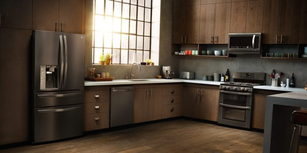 blackstainless_kitchenaid2-675x338 20+ Hottest Home Decor Trends for 2017