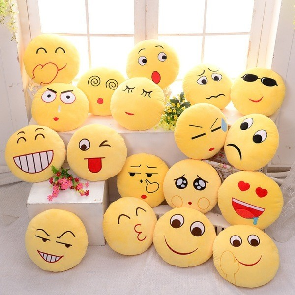 emoji-pillow-5 50 Affordable Gifts for Star Wars & Emoji Lovers