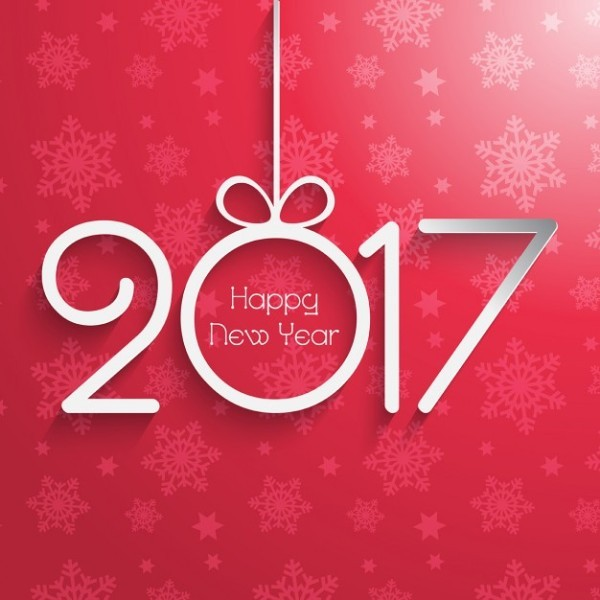happy-new-year-2017-22 50+ Stunning Happy New Year Greeting Cards for 2017