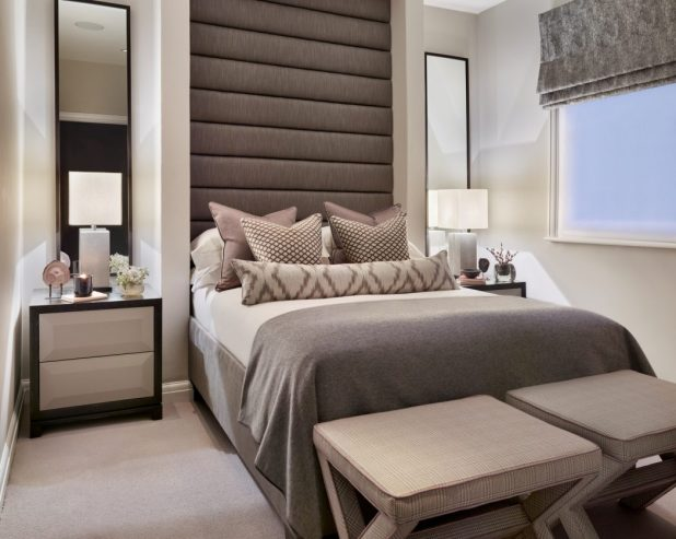 upholstered-headboard6-675x538 20+ Hottest Home Decor Trends for 2017