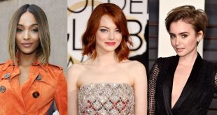 Celebrity Hair Color Trends For Spring And Summer 2017