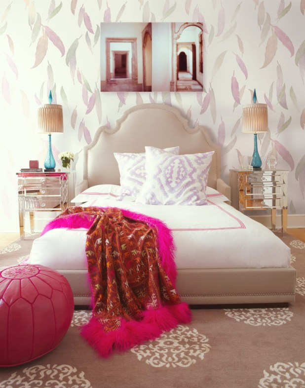 Adult-Edge1 Top 5 Girls' Bedroom Decoration Ideas in 2017
