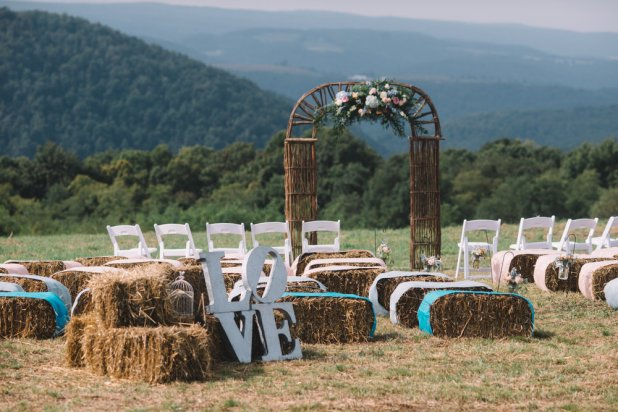 Create-Hay-Grass3 10 Best Ideas For Outdoor Weddings in 2017