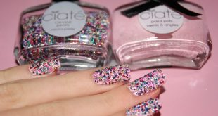 The Easiest Way to Apply Caviar Manicure