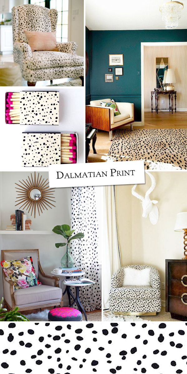 Dalmatian-Theme4 Top 5 Girls' Bedroom Decoration Ideas in 2017
